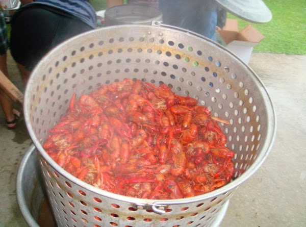 Crawfish Boil - Let The Good Times Roll Recipe