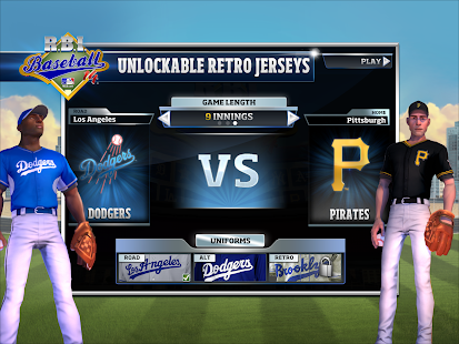 R.B.I. Baseball 14 Screenshot