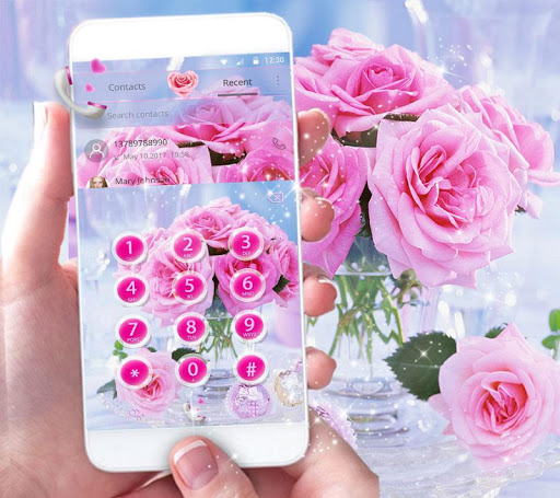 Pink Rose Love Theme 1.1.2 screenshots 6