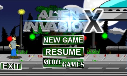 Alien Invasion X
