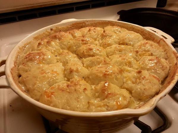 Chicken Pot Pie (candy's Way!) Recipe