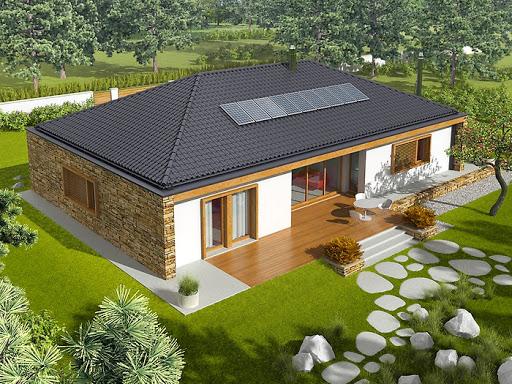 projekt EX 8 G2 wersja B Energo Plus