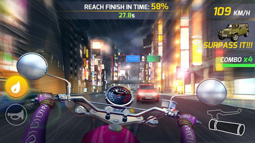 Moto Highway Rider 1.0.1 screenshots 8