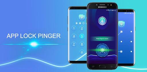 Aplikasi App lock - Fingerprint support (apk) download gratis untuk Android/PC/Windows screenshot