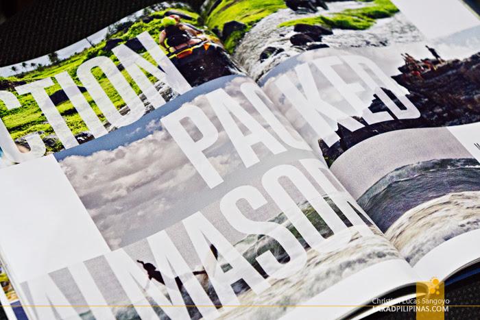 Action ALMASOR Inflight Traveller Magazine