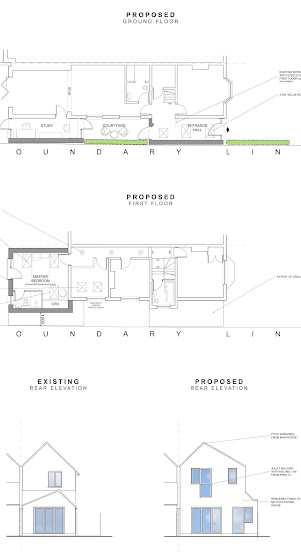 Architectural Drawings by Arcline Architect