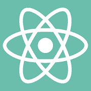 React Native Explorer with code  Icon