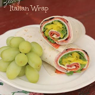 Zesty Italian Wrap