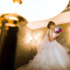 Wedding photographer Sergey Yashmolkin (SMY9). Photo of 04.07.2017