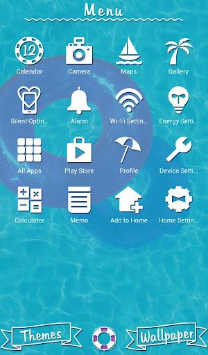 Cute Wallpaper Pink Floaty Ring Theme 1.0.0 Windows u7528 2