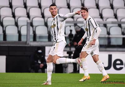 🎥 Un nouveau but pour CR7, une victoire en deux temps pour la Juve