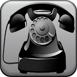 Antique Telephone Rings Icon