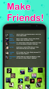 Chat Rooms - Find Friends- screenshot thumbnail