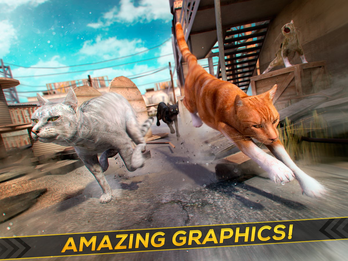 3d cat simulator game for free android apps on google play
