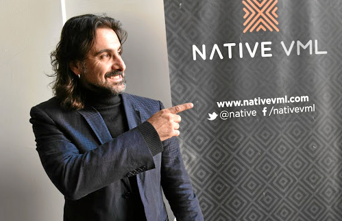 Making ad sense: Jason Xenopoulos, CEO and chief creative officer of Native VML SA agency, says successful campaigns are entertaining and add value to people's lives.Picture: FREDDY MAVUNDA