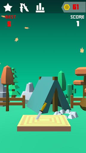 Knife 3D Game Challenge 1.1 screenshots 3