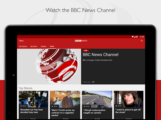 BBC News for PC