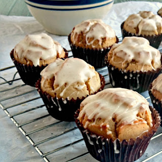 Eggnog Muffins - A Holiday Favorite