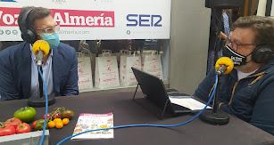 Sánchez Teruel expuso en 'Hoy por Hoy' las mejoras que necesita el sector agroalimentario andaluz.
