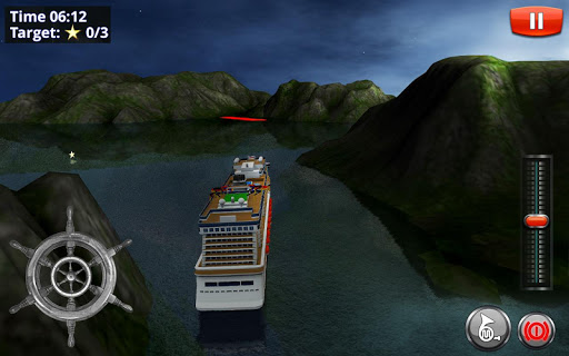 Big Cruise Ship Simulator Games : Ship Games screenshots 2