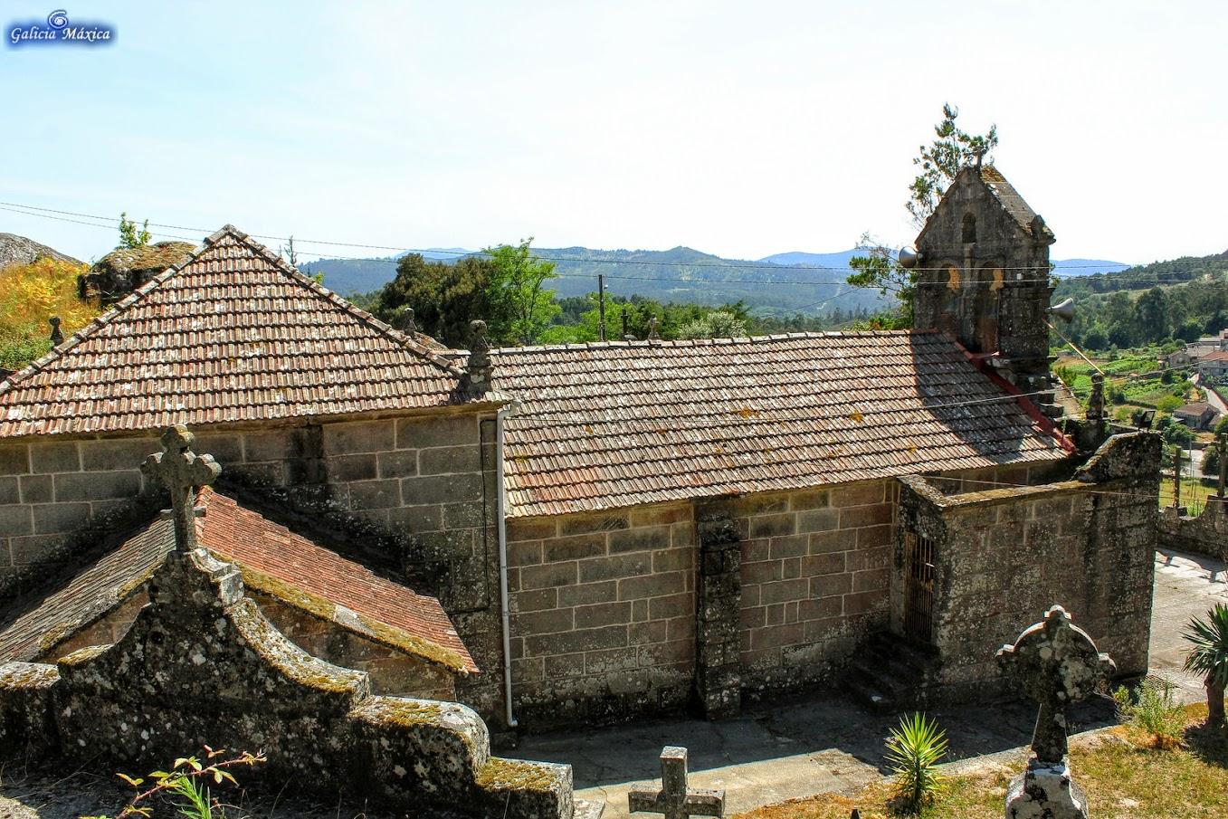 Iglesia de Barbudo