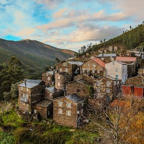 Piodão by Mário Rua - Landscapes Mountains & Hills ( mountains, landscapes )