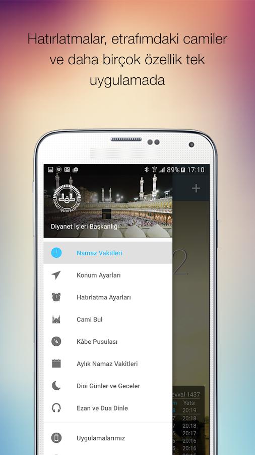 Namaz Vakti - Google Play'de Android Uygulamaları
