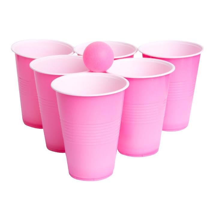 Rosa beer pong