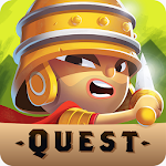 World of Warriors: Quest Icon