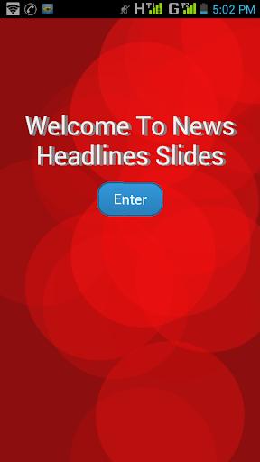 Easy News Headlines|玩娛樂App免費|玩APPs