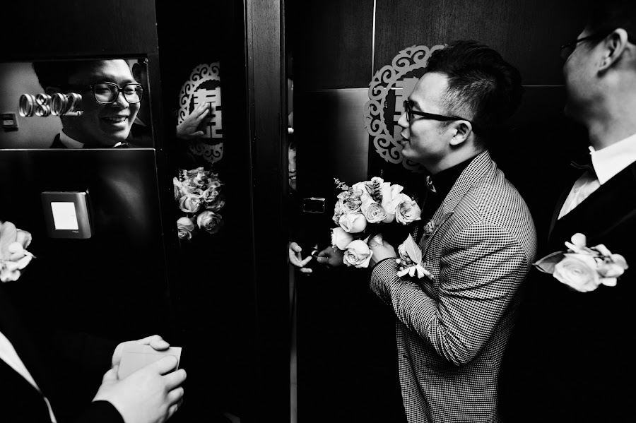 Wedding photographer Cen Lin (CenLin). Photo of 27.03.2018