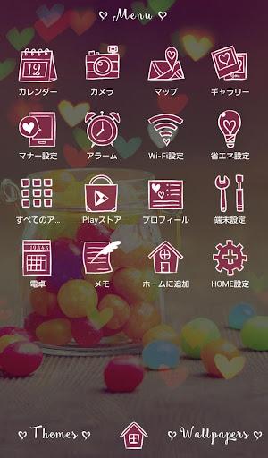 免費下載個人化APP|レインボーキャンディ 壁紙きせかえ app開箱文|APP開箱王