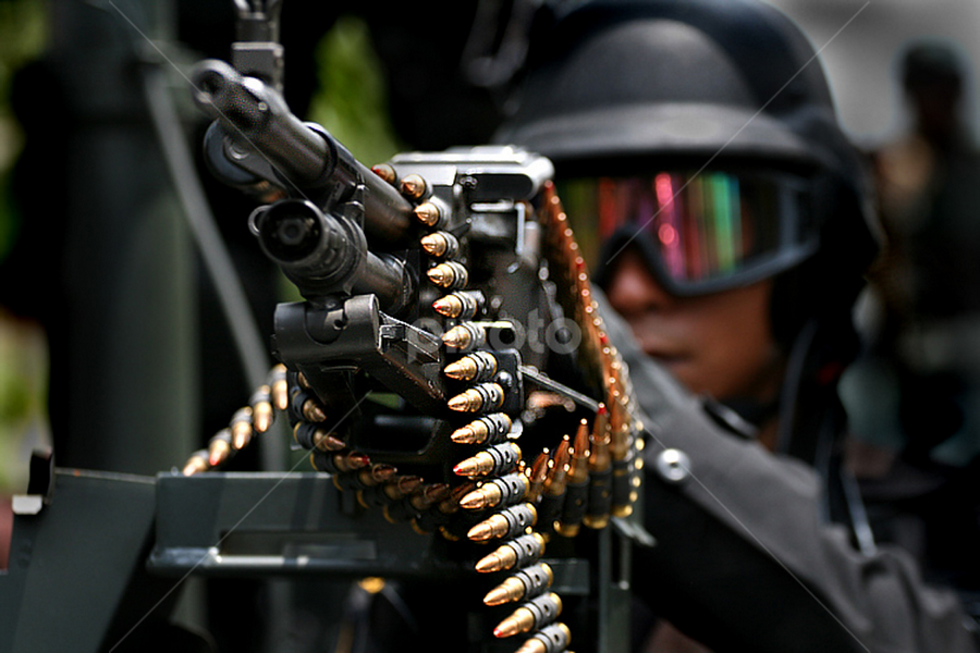 by Herry Wibowo - Professional People Military