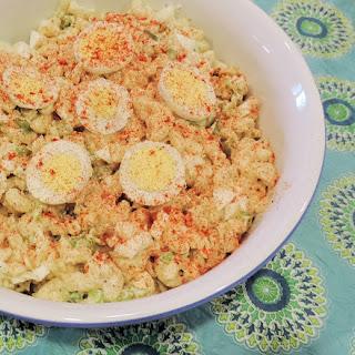 Best Macaroni Salad EVER.