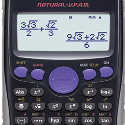 Calculator FX 350es APK Cracked Download