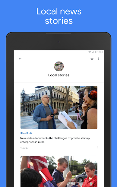 Google News: Top World & Local News Headlines screenshot 13