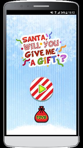 Santa, Will You Give Me A Gift ? 1.0.3 screenshots 1