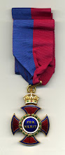 Photo: Order of Merit awarded to Alfred Russel Wallace in 1908. Property of Wallace family. Copyright Wallace Memorial Fund