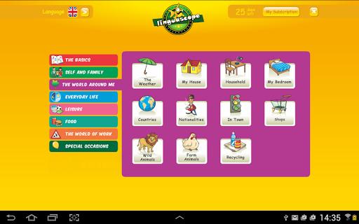 Linguascope Beginners English