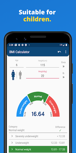 BMI Calculator 1.1.2 screenshots 5