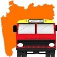 MSRTC bus MH-indicator