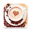 I Love Coffee Widget icon