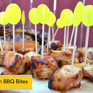 Easy Chicken BBQ Bites