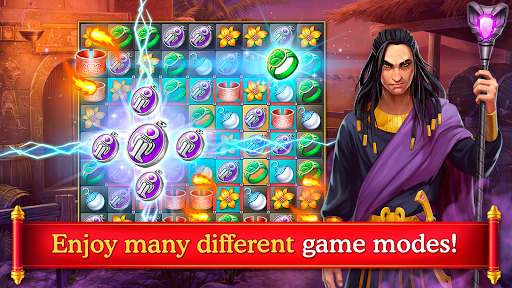 Cradle of Empires Match-3 Game 6.4.0 screenshots 18