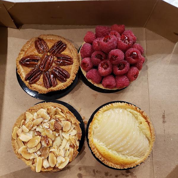 Photo from Percent Bakery
