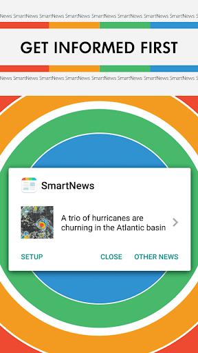 SmartNews: Breaking News Headlines  screenshots 3