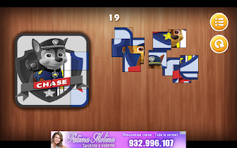 Paw Puppy Patrol Puzzle - screenshot thumbnail 18