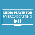 Media Player for JW Broadcasting (Unofficial) icon