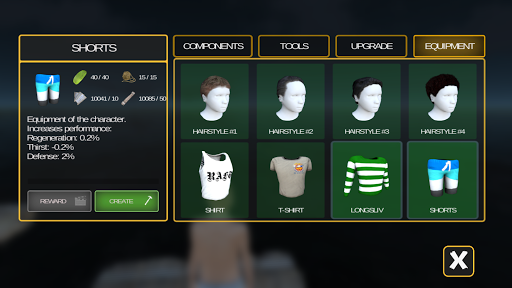 Raft Survival: Multiplayer 17.0 screenshots 23