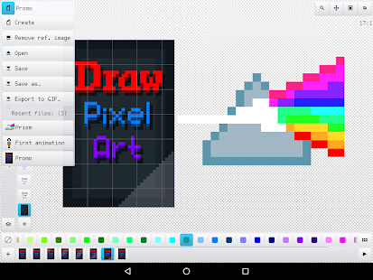 Draw Pixel Art Pro Screenshot